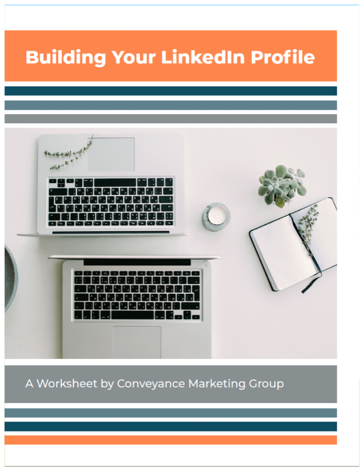 Building Your LinkedIn Profile copy