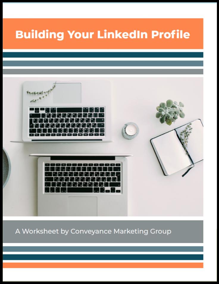 Building Your LinkedIn Profile copy