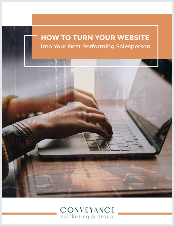 Ebook Thumb - Turn Website into Salesperson copy